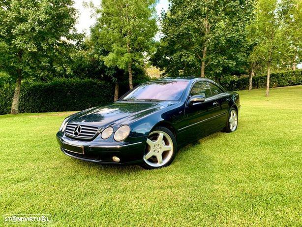 Mercedes-Benz CL 500 2002 GPL NACIONAL JANTES 19 AMG