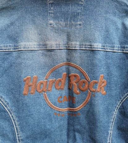 Hard Rock NOWA Z METKAMI koszula jensowa damska ORYGINALNA
