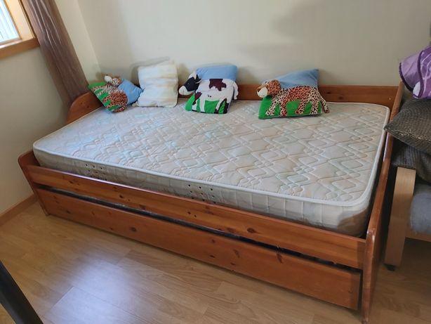 Bliche com duas camas
