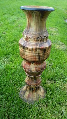 Duży wazon ceramiczny. Ceramika Włocławek