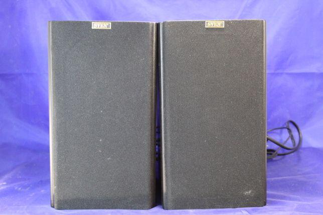Компьютерная акустика стерео SVEN SPS-611 компактные ауди колонки