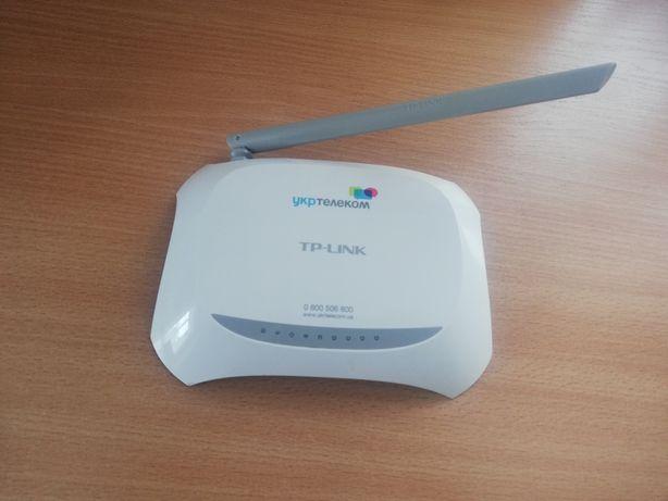 Wifi роутер TP Link укртелеком