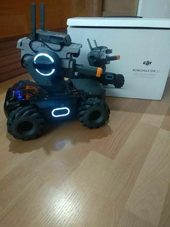 DJI Robomaster S1.Робот для кожного.Гра,навчання,програмування.