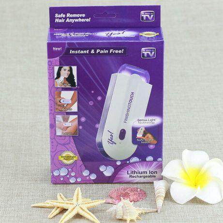 Женский эпилятор Finishing Touch машинка для эпиляции волос, триммер