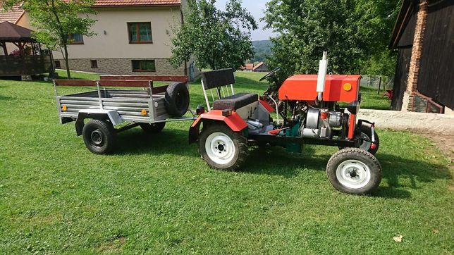 Traktorek Sam S7 Esiok