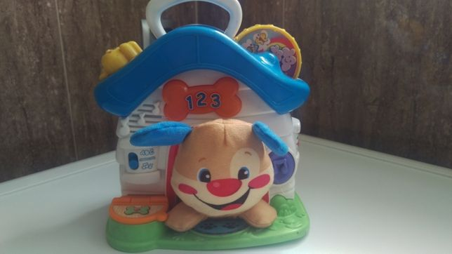 Domek interaktywny fisher price