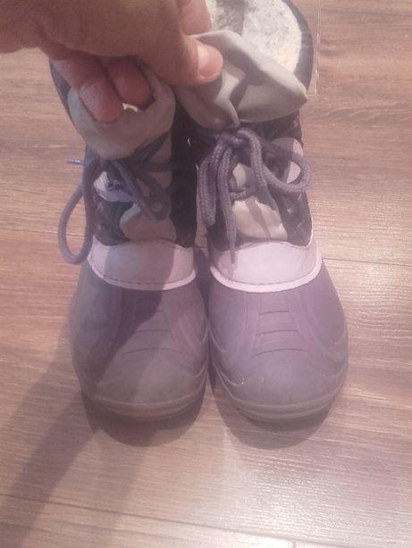 buty zimowe dla dziewczynki rozm. 29