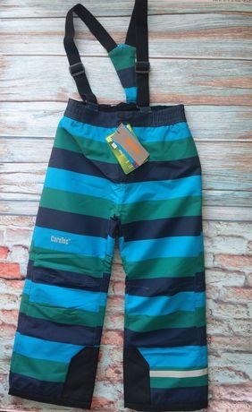 Зимние дышащие водонепроницаемые брюки полукомбинезон CareTec reima