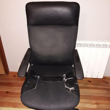 Fotel biurowy, obrotowy do biurka
