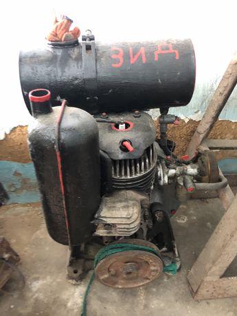 Двигатель д 300