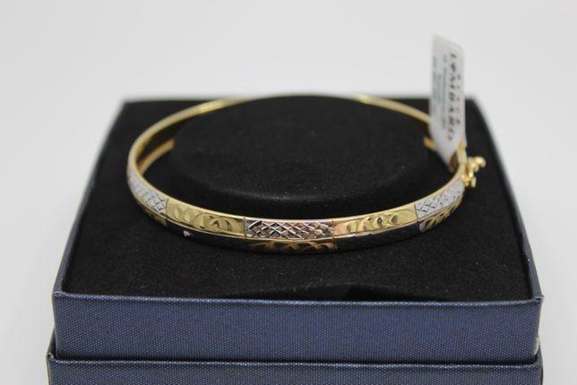 Złoto/Złota bransoletka 585 14K 4,79 gram Nowa Okazja