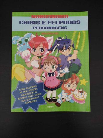 Como Desenhar Chibis e Felpudos (Manga/Anime)