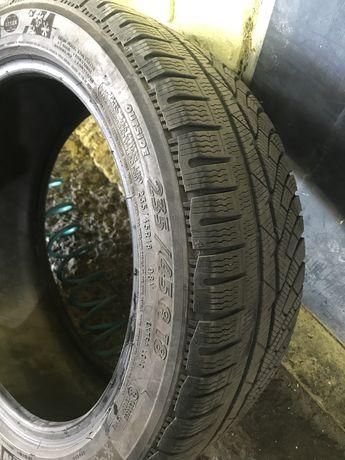 Зимняя резина Michelin