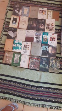 Lote de livros e revistas antigas mais de 120 unidades