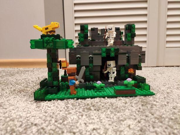 Lego Minecraft - 21132 Świątynia w dżungli