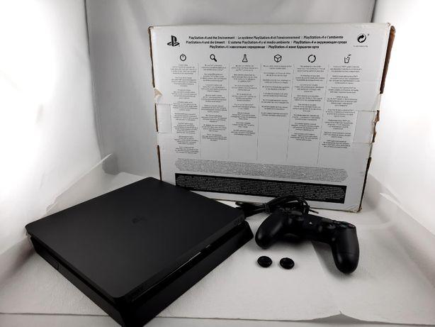 KONSOLA PS4 SLIM 1TB KOMPLET PAD od loombard krotoszyn