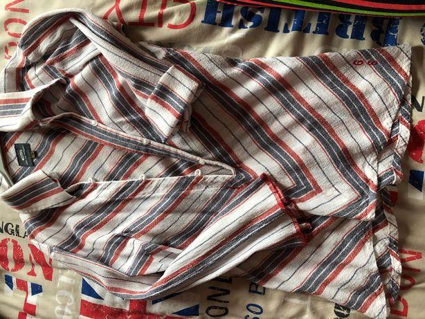 Camisa senhora S com padrão