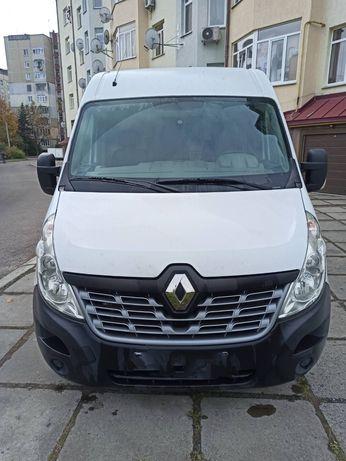 Вантажний автомобіль Renault Master