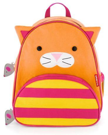 Детский рюкзак Skip Hop Zoo Котик, Лисичка, Панда, Пчелка скип хоп