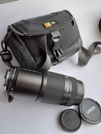 Nikon AF nikkor 70-210 mm 1:4-5.6 / super stan