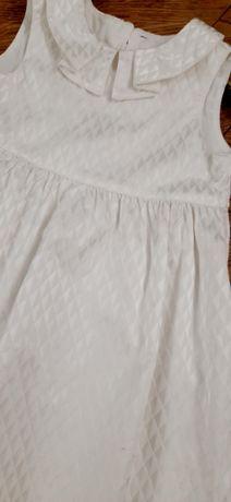 Шикарное нарядное платье H&M p.86 будет до 92см