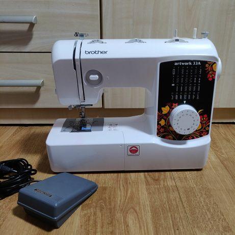 Швейная машина Brother atwork 33a