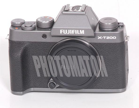 FUJIFILM X-T200 + XC 15-45mm F3.5-5.6 OIS PZ Preta