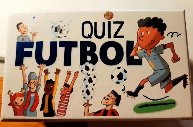 Quiz Futbol gra o futbolu nowa