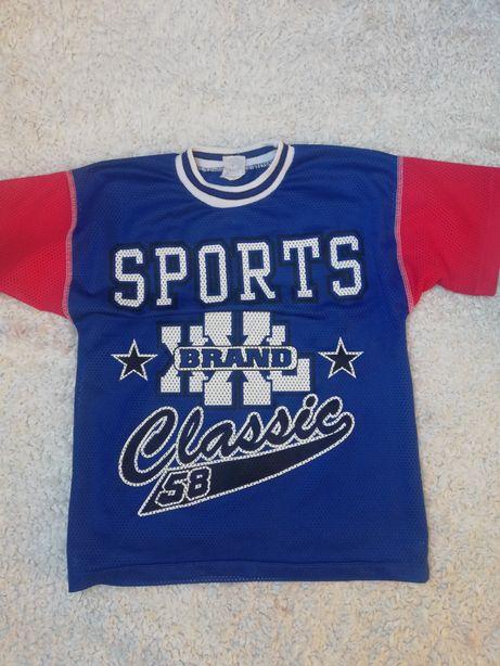 Koszulka sportowa przewiewna