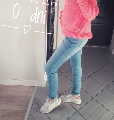 Jeansy ciążowe Esprit