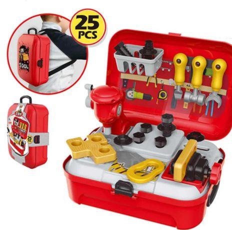 Детский игровой рюкзак Toy Tool Toy набор для инструментов