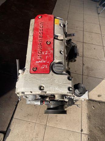 Mercedes w 203 210 209 двигун мотор двигатель 2.0 kompressor Om 111
