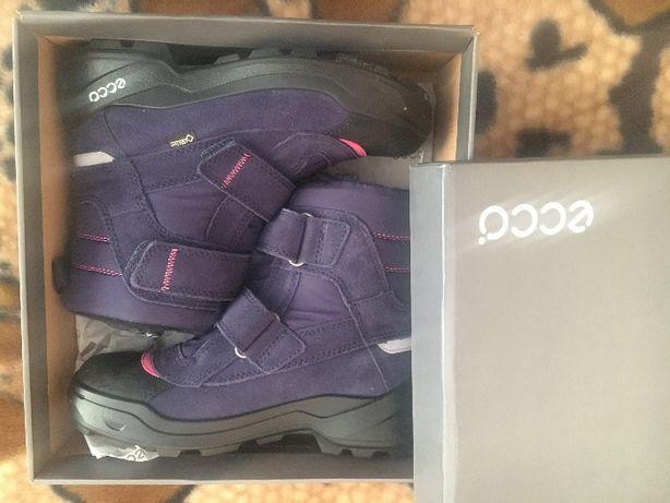 Брендові дитячі черевикі ECCO(детские ботинки)взуття,обувь,сапоги