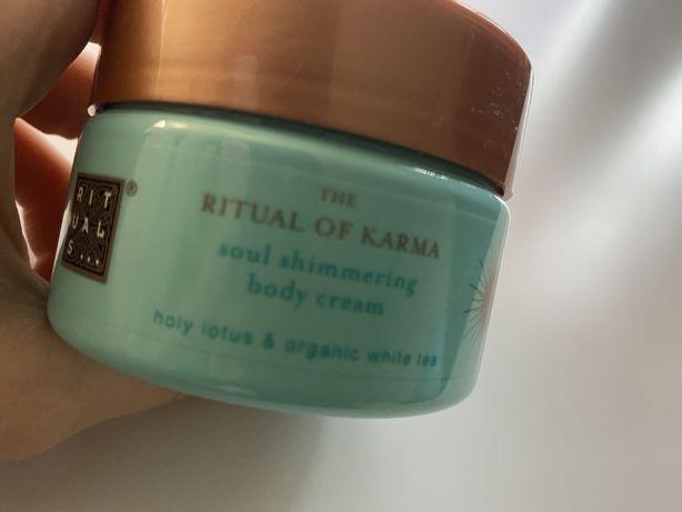 Ritual of Karma soul shimmering body cream