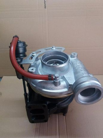 Turbosprężarka Deutz, Volvo, Fendt