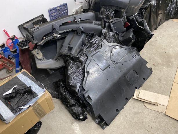 Защита двигателя пластик поддон пыльник мазда 3 6 6 2016-2019