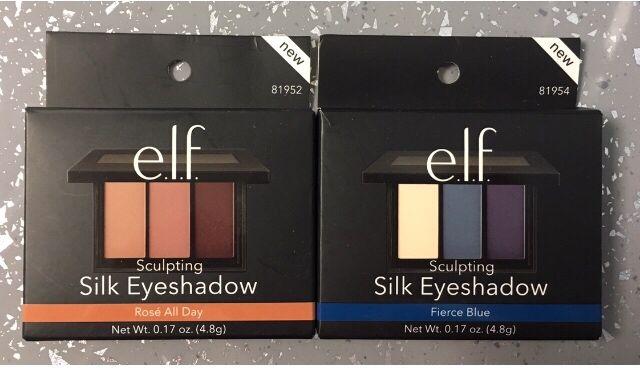 Новые тени e.l.f ( ельф / elf )
