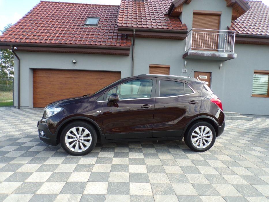 Opel Mokka Cosmo 1,4 Turbo, Polski Salon! Możliwa Zamiana. Stawki - image 1