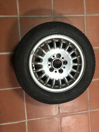 Jante 15 bmw com pneu