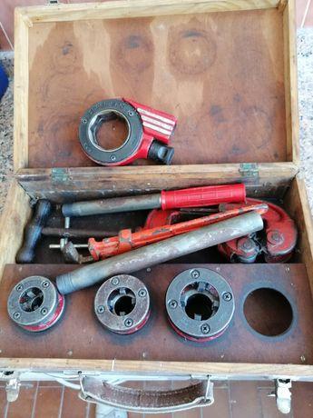 Ferramenta Máquina roscas tubo galvanizado