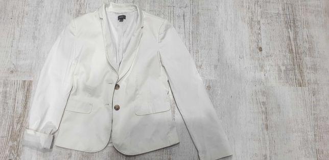 Żakiet biały rozmiar 38