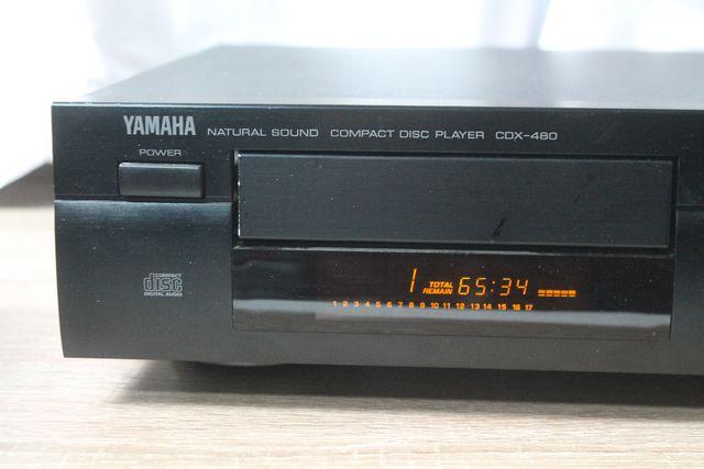 CD Yamaha CDX-480