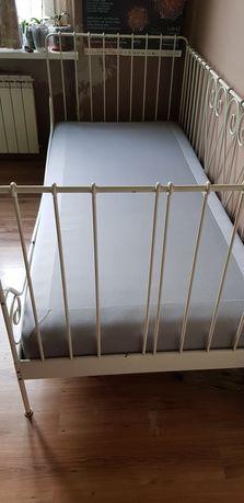 Łóżko z materacem Ikea