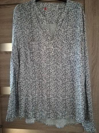 Bluzka koszula Volcano XL/46 w kwiatki NOWA