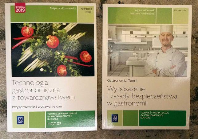 Technologia gastronomiczna z towar. cz1 + Wyposażenie i Zasady Bezpie