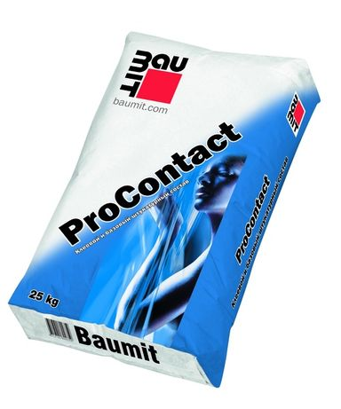 BAUMIT Клей для ППС та минвати ProContact / StarContact