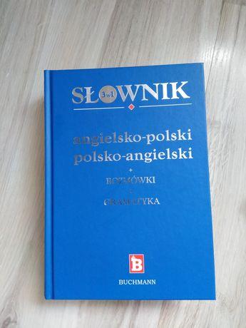Słownik angielsko polski polski angielski 3w1