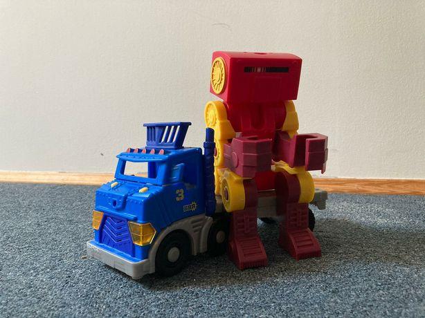 Auto, Transformers, rescubot.