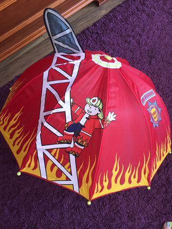 Parasolka Kidorable strażak