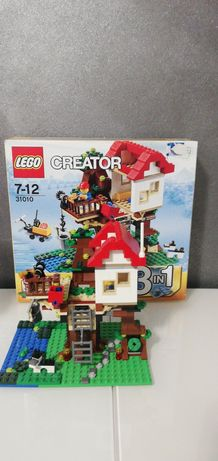 Lego Creator 3w 1 domek na drzewie 31010